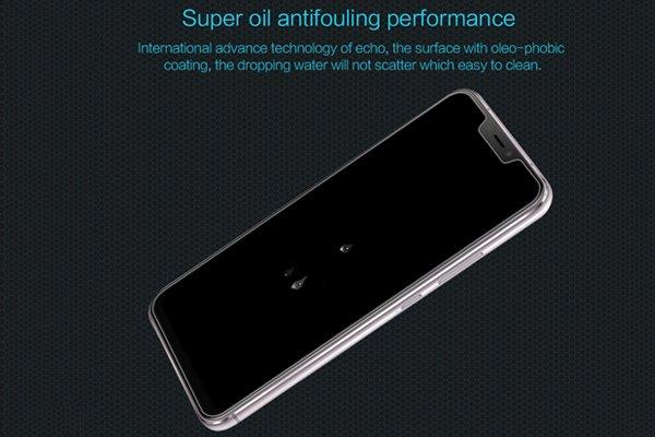 【ネコポス送料無料】Zenfone5 (ZE620KL) 強化ガラスフィルム ナノコーティング 硬度9H [4]