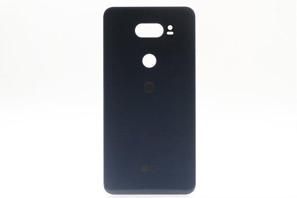 【ネコポス送料無料】LG V30 Plus(H930)バックカバー 全2色  [3]
