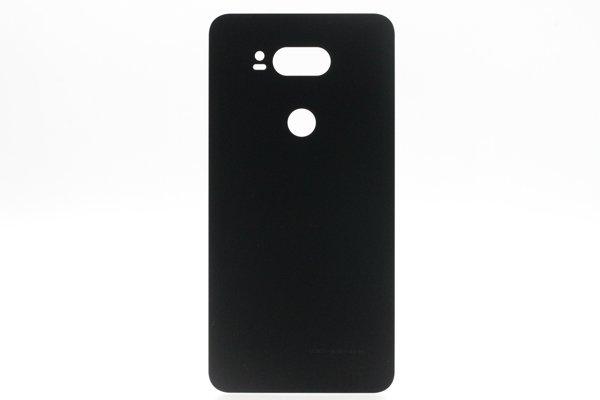 【ネコポス送料無料】LG V30 Plus(H930)バックカバー 全2色  [4]
