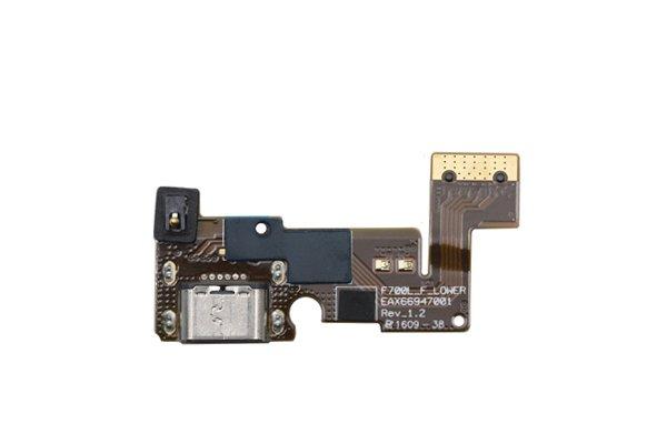 【ネコポス送料無料】LG G5 USB TYPE-C コネクターボードASSY [2]