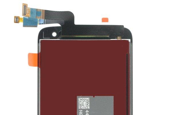 Motorola Moto G5 Plus フロントパネル交換修理 ブラック [4]