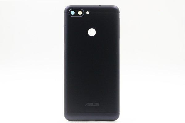 【ネコポス送料無料】Zenfone Max Plus M1(ZB570TL)バックカバー 全2色 [1]