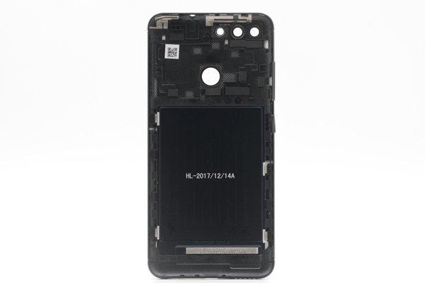 【ネコポス送料無料】Zenfone Max Plus M1(ZB570TL)バックカバー 全2色 [2]