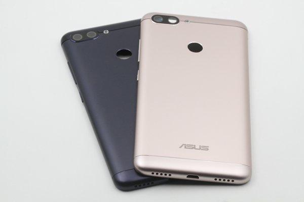 【ネコポス送料無料】Zenfone Max Plus M1(ZB570TL)バックカバー 全2色 [11]