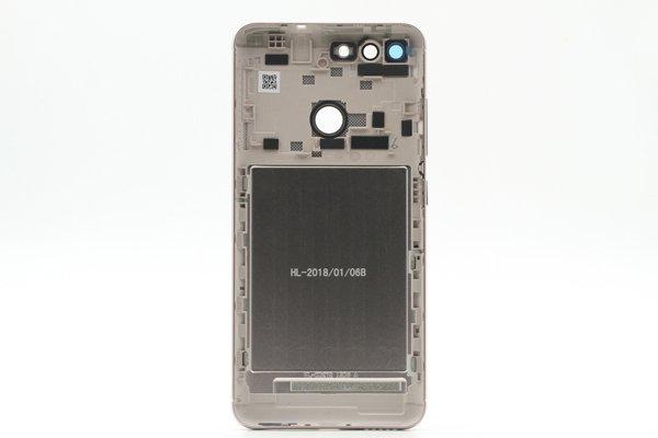 【ネコポス送料無料】Zenfone Max Plus M1(ZB570TL)バックカバー 全2色 [4]