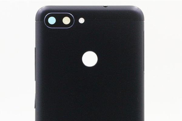 【ネコポス送料無料】Zenfone Max Plus M1(ZB570TL)バックカバー 全2色 [5]