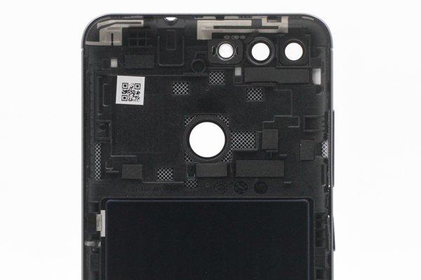 【ネコポス送料無料】Zenfone Max Plus M1(ZB570TL)バックカバー 全2色 [6]