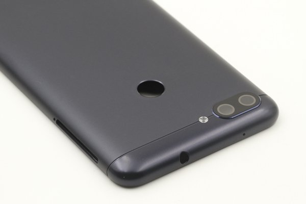 【ネコポス送料無料】Zenfone Max Plus M1(ZB570TL)バックカバー 全2色 [8]
