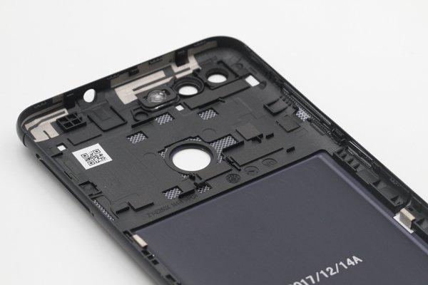 【ネコポス送料無料】Zenfone Max Plus M1(ZB570TL)バックカバー 全2色 [9]