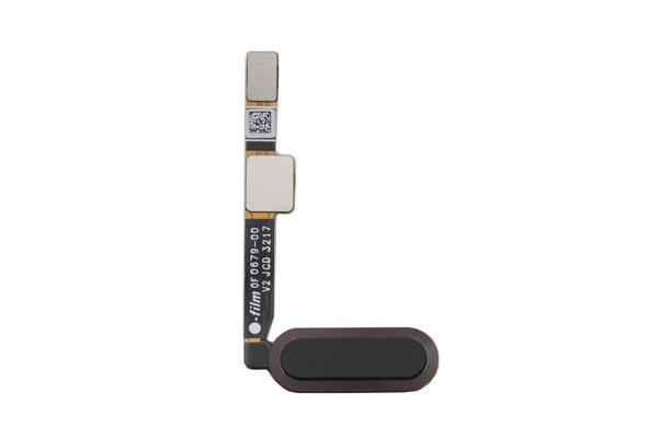 【ネコポス送料無料】HTC U11 指紋センサーケーブル ブラック [1]