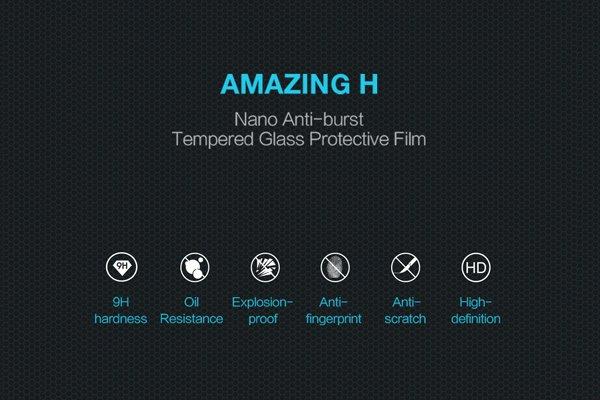 【ネコポス送料無料】Xiaomi(小米)Mi8 強化ガラスフィルム ナノコーティング 硬度9H  [2]