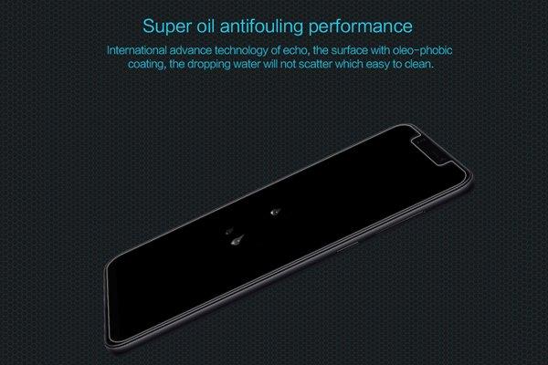 【ネコポス送料無料】Xiaomi(小米)Mi8 強化ガラスフィルム ナノコーティング 硬度9H  [5]