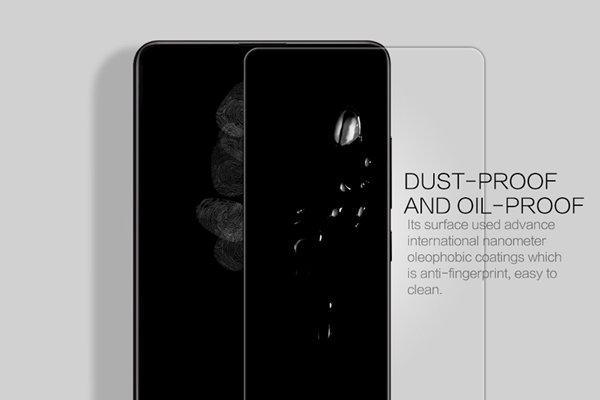 【ネコポス送料無料】Xiaomi(小米)Mi Mix2S 強化ガラスフィルム ナノコーティング 硬度9H  [4]