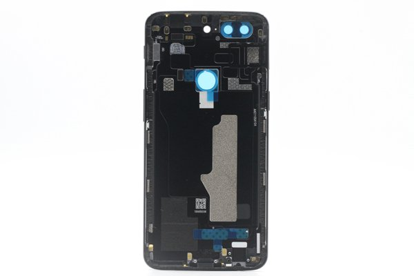 【ネコポス送料無料】OnePlus5T バックカバー ブラック [2]