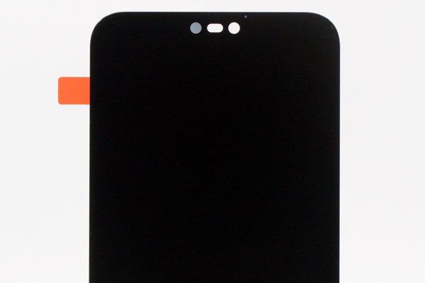 Huawei P20 Lite フロントパネル交換修理 ブラック [3]