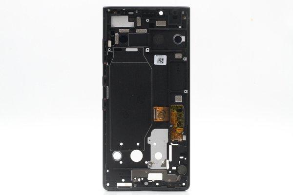 Blackberry KEY2 フロントパネルASSY ブラック 交換修理 [2]