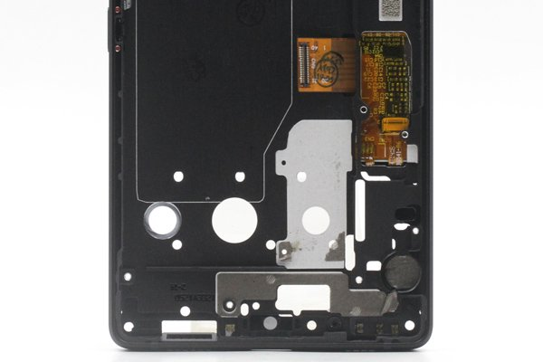 Blackberry KEY2 フロントパネルASSY ブラック 交換修理 [6]