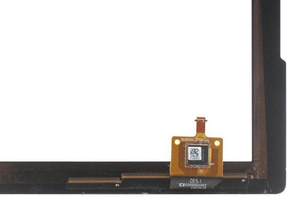 Lavie Tab E PC-TE510S1L タッチガラス交換修理 [4]