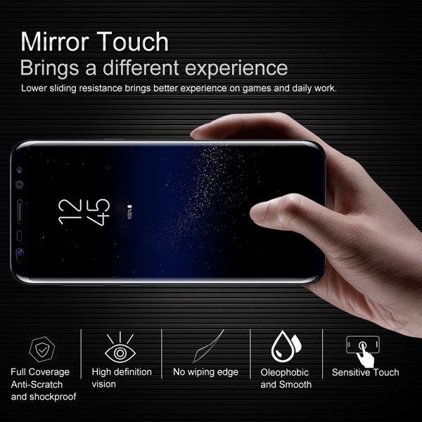 【ネコポス送料無料】Essential Phone PH-1 IMAK製液晶保護フィルム フロント用 [6]