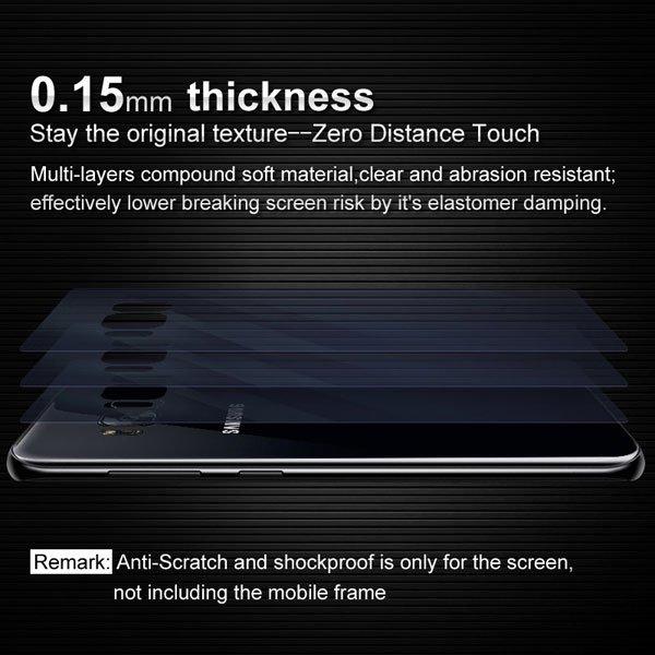 【ネコポス送料無料】Essential Phone PH-1 IMAK製保護フィルム リア用 [4]