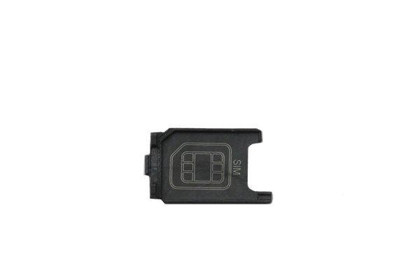 【ネコポス送料無料】Xperia XZ1 SIMカードトレイ [1]