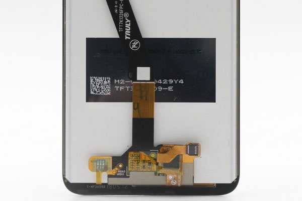 Huawei Nova Lite2 フロントパネル交換修理 全2色 [6]