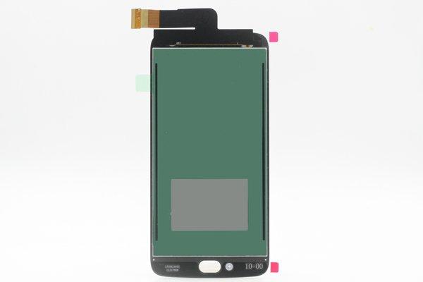 Motorola Moto X4 フロントパネル交換修理 ブラック [2]