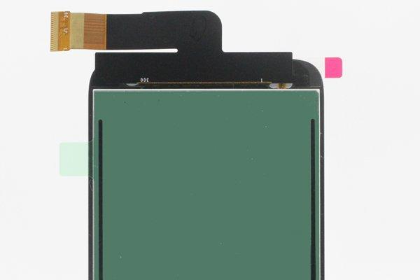 Motorola Moto X4 フロントパネル交換修理 ブラック [4]
