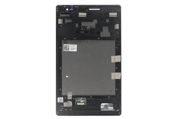 ASUS ZenPad 8.0 (Z380KL) フロントパネルASSY ブラック 修理 [2]