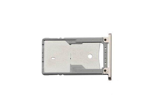 【ネコポス送料無料】Zenfone3(ZE520KL)SIMカードトレイ ホワイト用 [1]