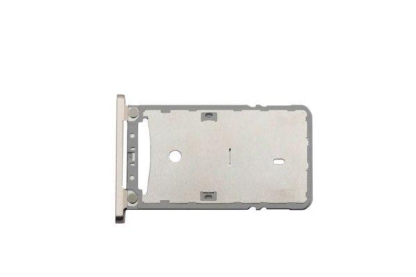 【ネコポス送料無料】Zenfone3(ZE520KL)SIMカードトレイ ホワイト用 [2]