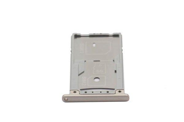 【ネコポス送料無料】Zenfone3(ZE520KL)SIMカードトレイ ホワイト用 [3]