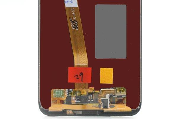 Huawei Honor10 フロントパネル交換修理 [3]