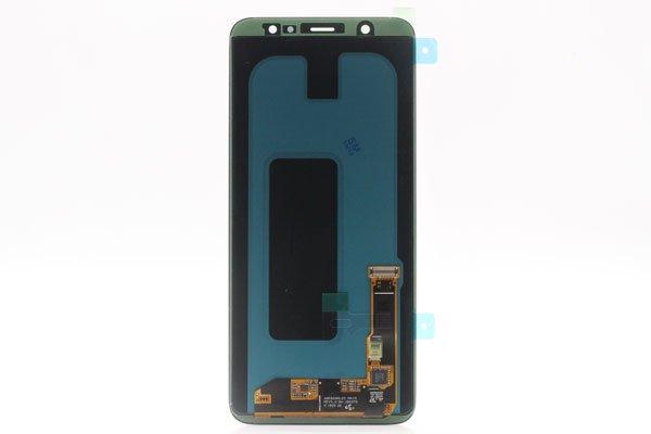 Galaxy A6 Plus フロントパネル交換修理 [2]