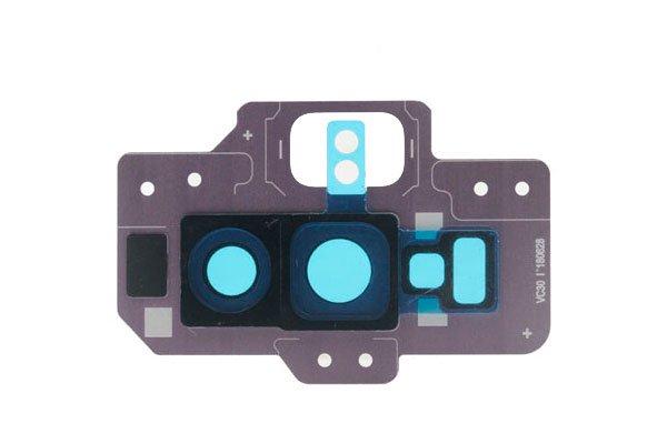 【ネコポス送料無料】Galaxy Note9 カメラレンズカバー 全4色 [3]