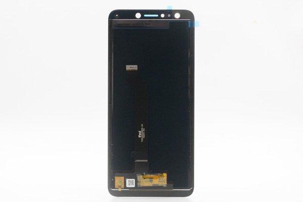 Zenfone5Q(ZC600KL)フロントパネル交換修理 全2色 [6]