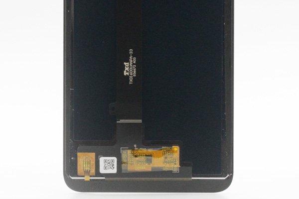 Zenfone5Q(ZC600KL)フロントパネル交換修理 全2色 [8]