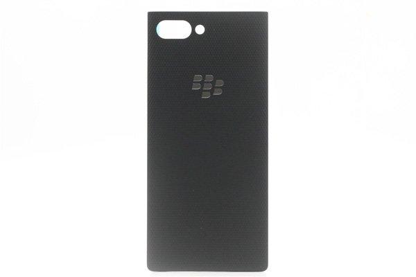 【ネコポス送料無料】Blackberry Key2 バックカバー シルバーロゴ [1]