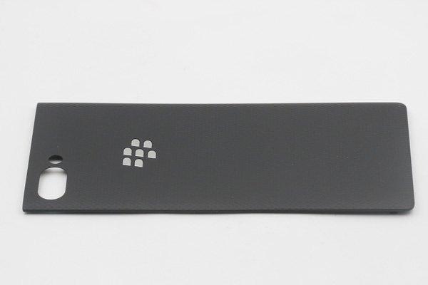 【ネコポス送料無料】Blackberry Key2 バックカバー シルバーロゴ [4]