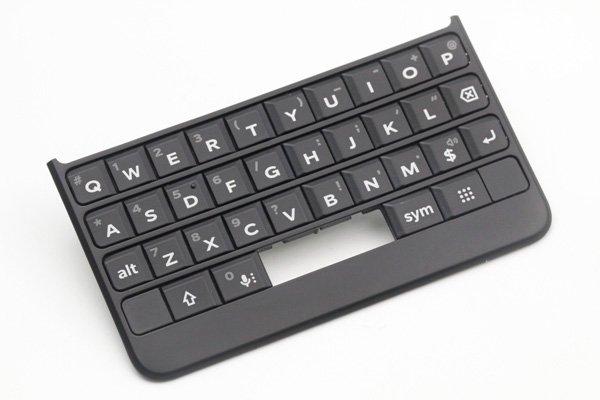 【ネコポス送料無料】Blackberry KEY2 キーボードカバー ブラック [3]