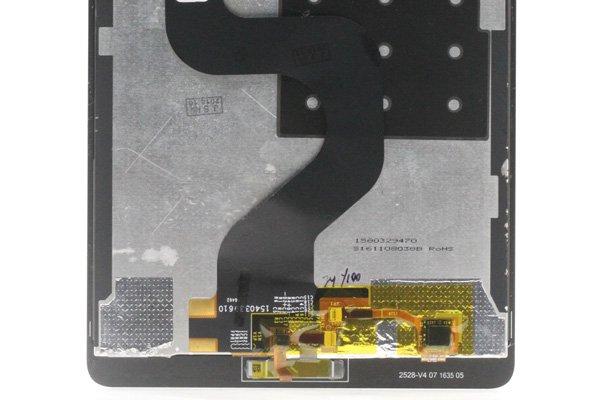 Huawei MediaPad M3(BTV-DL09 BTV-W09共通)フロントパネル ホワイト 交換修理 [4]