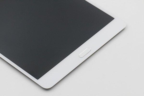 Huawei MediaPad M3(BTV-DL09 BTV-W09共通)フロントパネル ホワイト 交換修理 [5]
