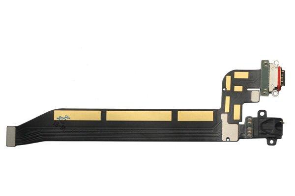 Oneplus5T USB TYPE-C コネクター & イヤホンジャックケーブル 交換修理 [2]