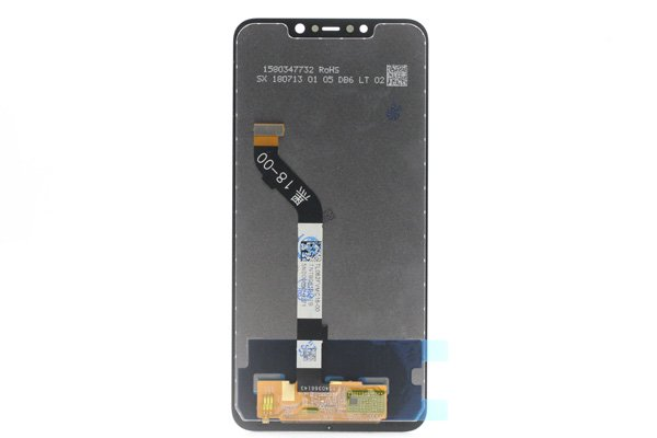 Xiaomi(小米)Pocophone F1 フロントパネル交換修理 [2]