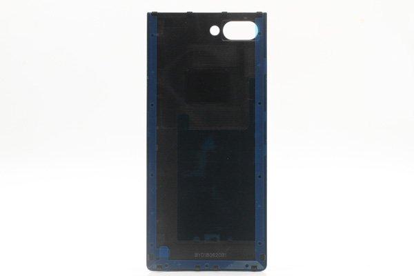 【ネコポス送料無料】Blackberry Key2 バックカバー ブラックロゴ [2]
