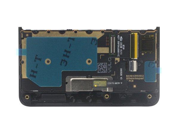 Blackberry KEY2 キーボードASSY ブラック 交換修理 [2]