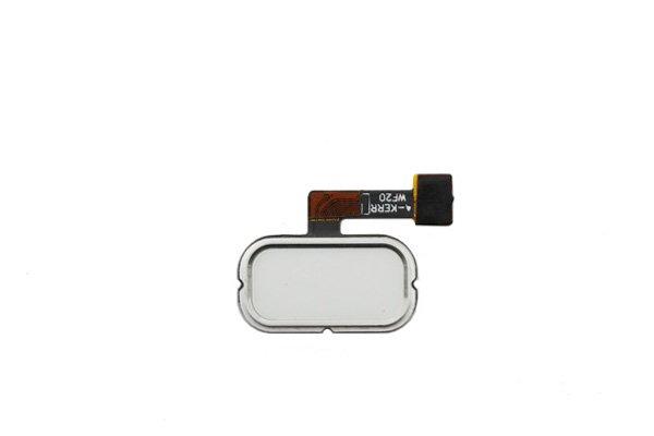 【ネコポス送料無料】Zenfone3(ZE520KL)指紋センサーケーブル ホワイト [1]