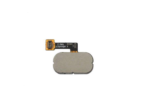 【ネコポス送料無料】Zenfone3(ZE520KL)指紋センサーケーブル ホワイト [2]