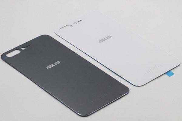 【ネコポス送料無料】Zenfone4 Pro(ZS551KL)バックカバー 全2色 [6]