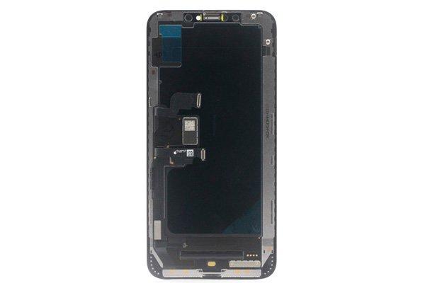 iPhone XS MAX フロントパネル交換修理 [2]